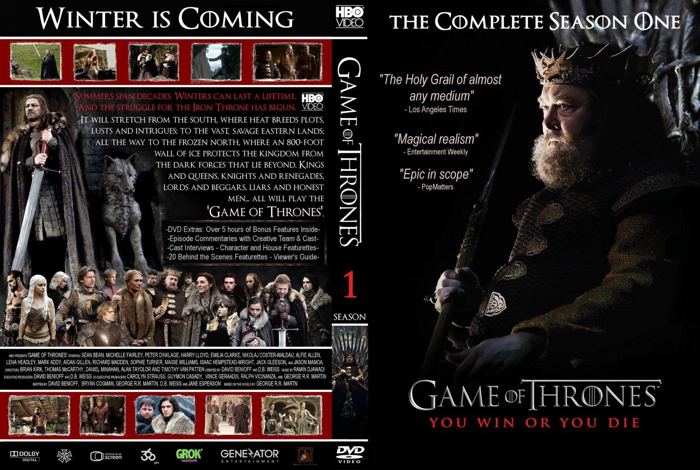 Игра престолов сезон 1